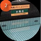 温冷交代浴の説明2